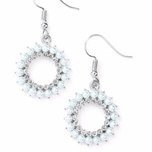 NWT Free with Bundle A Proper Lady Blue Earrings